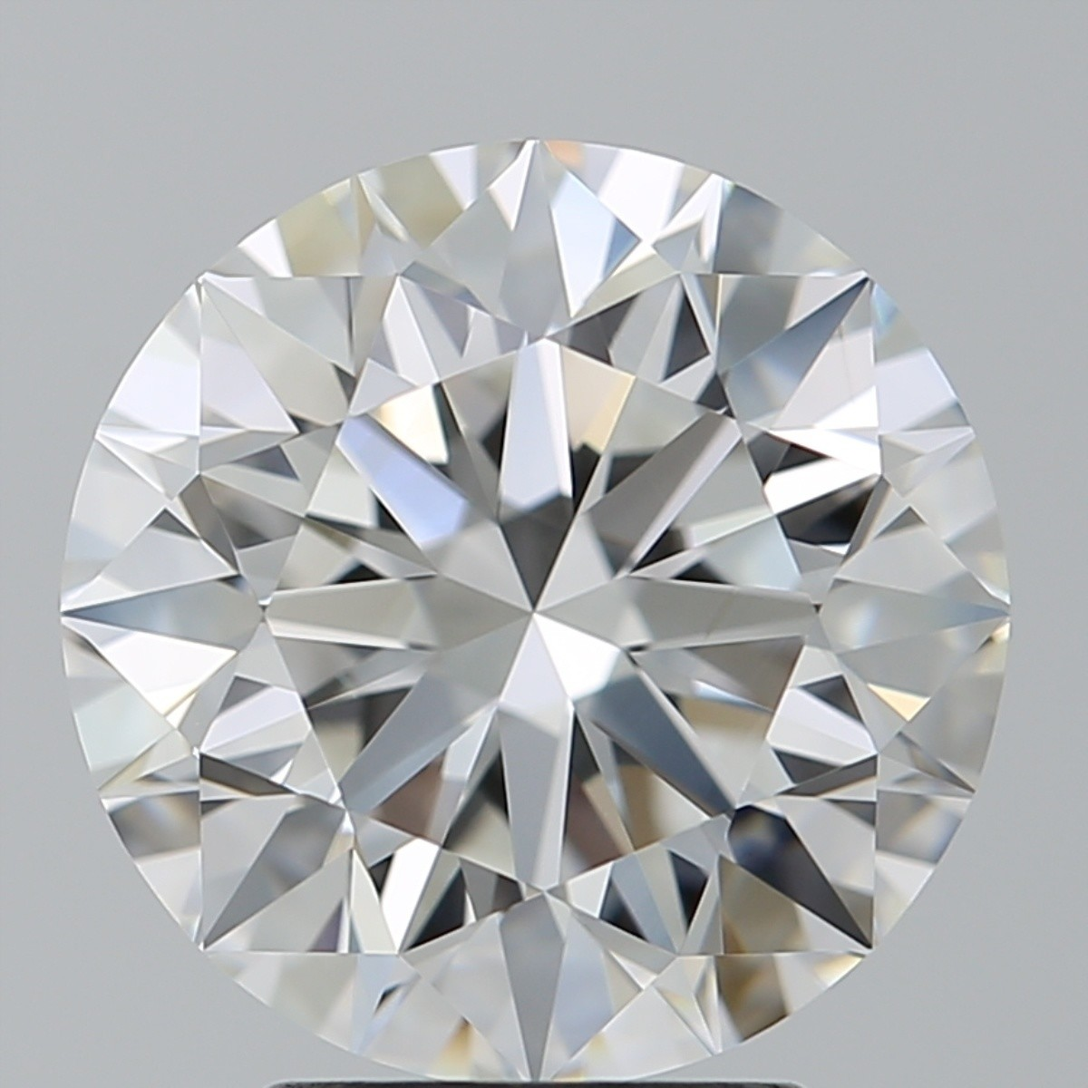 3.53 Carat Round Brilliant Diamond (F/IF)