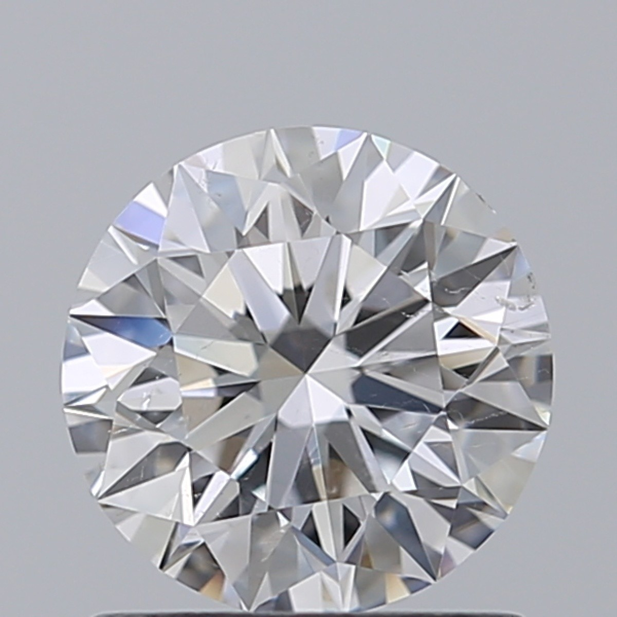 1.02 Carat Round Brilliant Diamond (E/SI1)