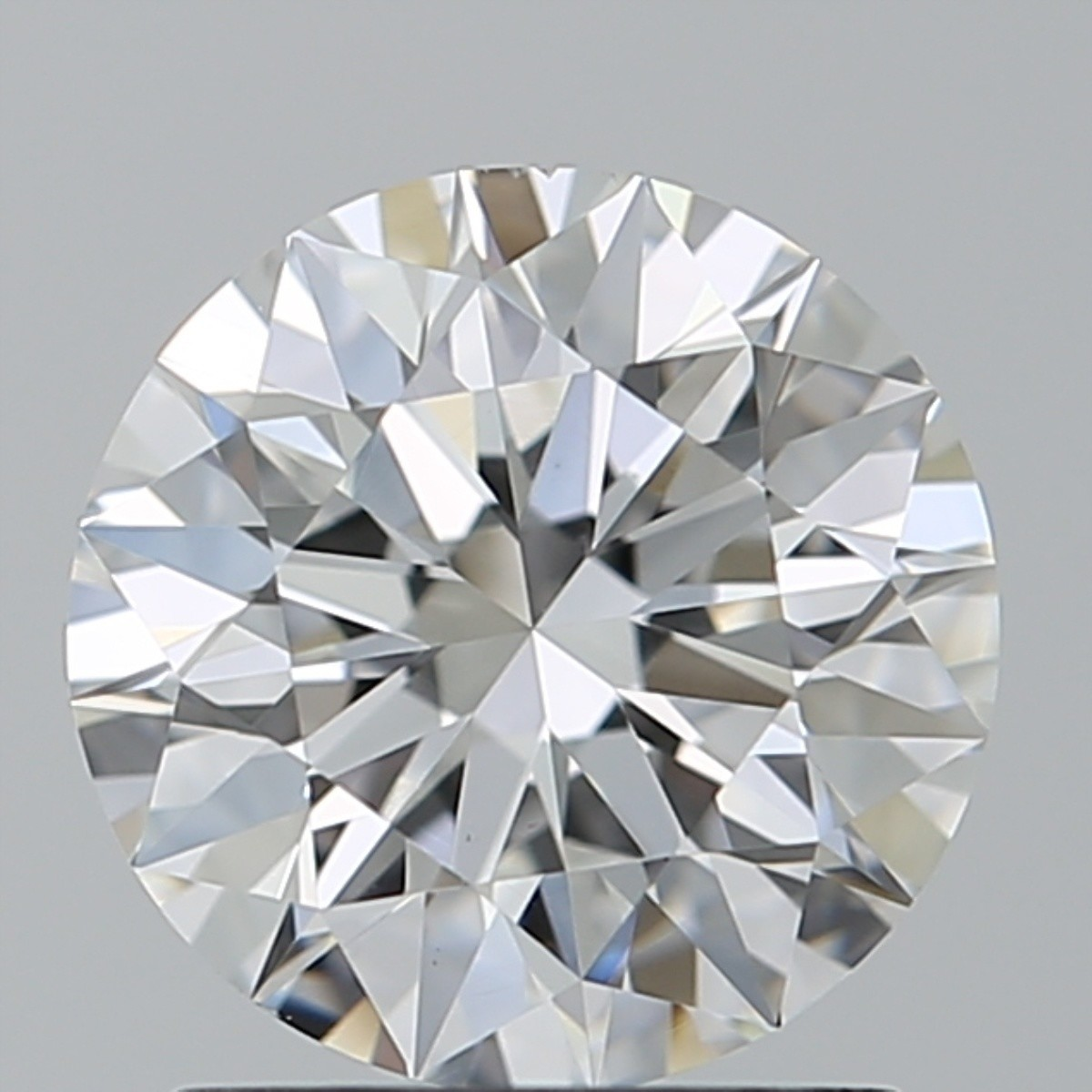 1.30 Carat Round Brilliant Diamond (E/VS1)