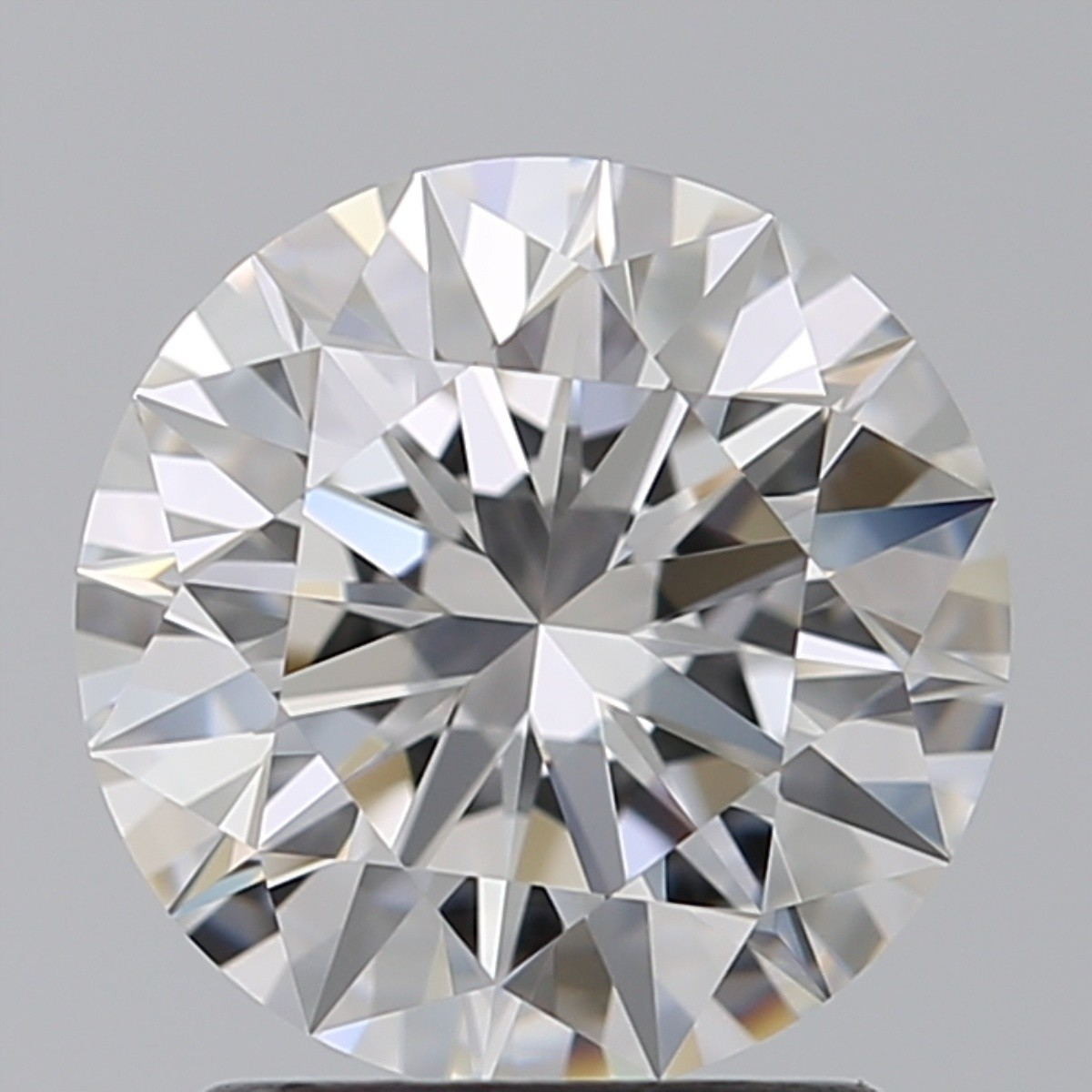1.72 Carat Round Brilliant Diamond (E/IF)