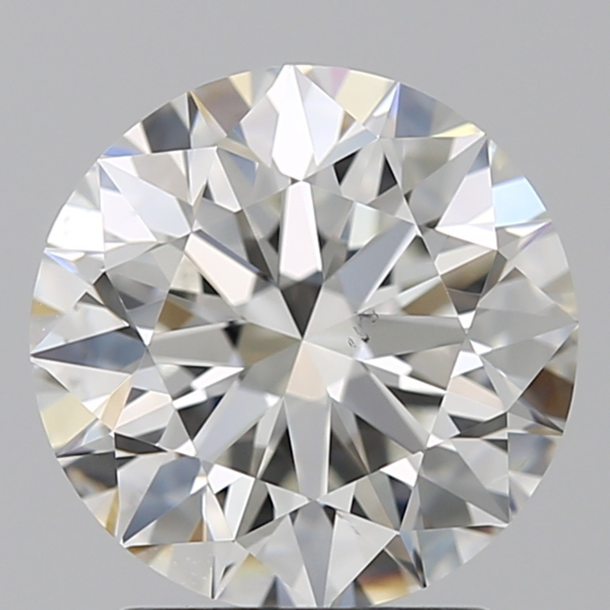 2.03 Carat Round Brilliant Diamond (G/VS2)