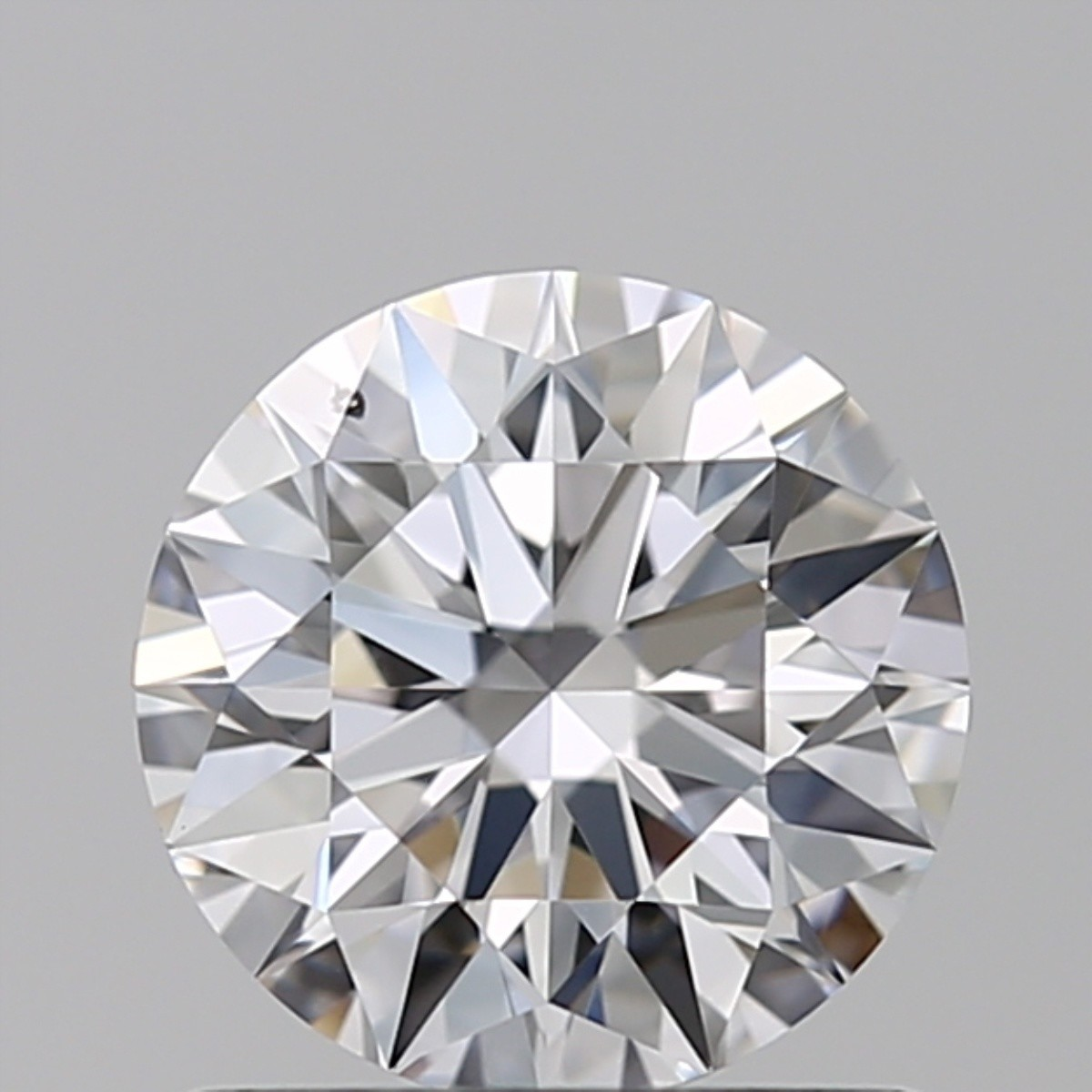 0.82 Carat Round Brilliant Diamond (D/SI1)