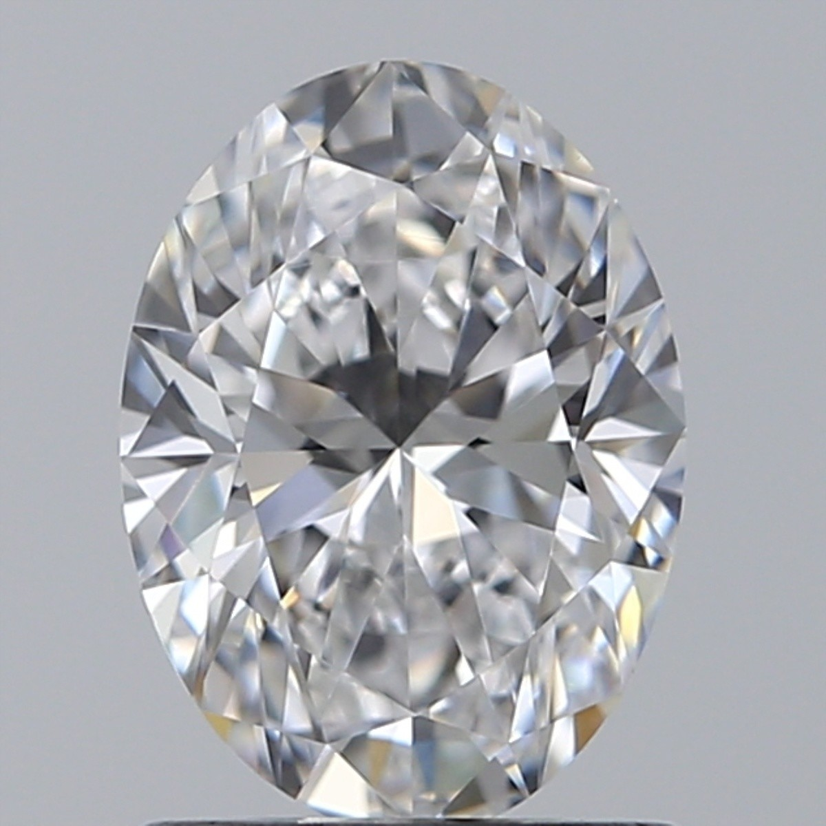 1.01 Carat Oval Diamond (D/VVS2)