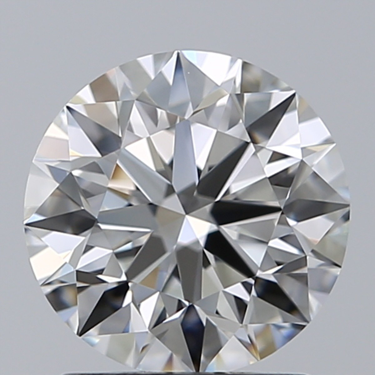 1.29 Carat Round Brilliant Diamond (F/VVS1)