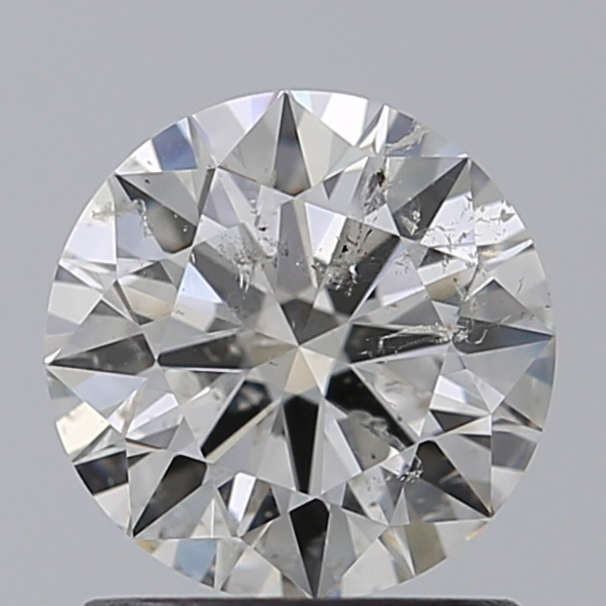 1.11 Carat Round Brilliant Diamond (J/SI2)