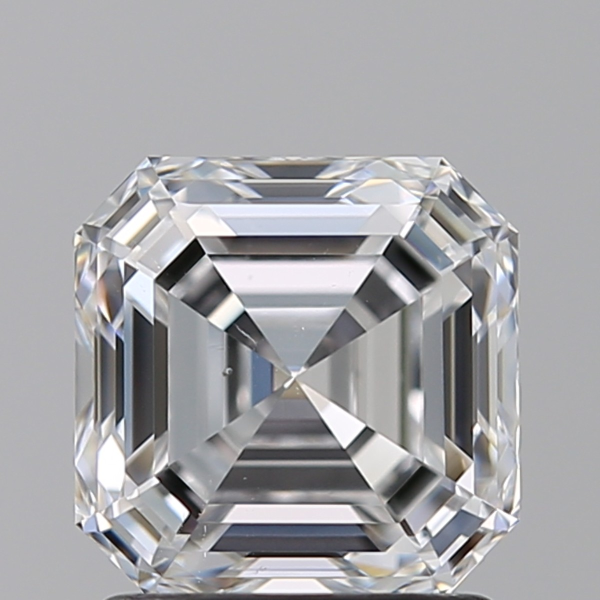 1.71 Carat Asscher Diamond (D/VS2)