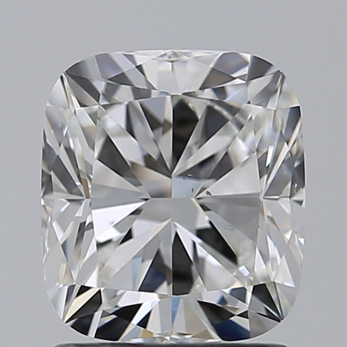 1.50 Carat Cushion Diamond (E/VS2)