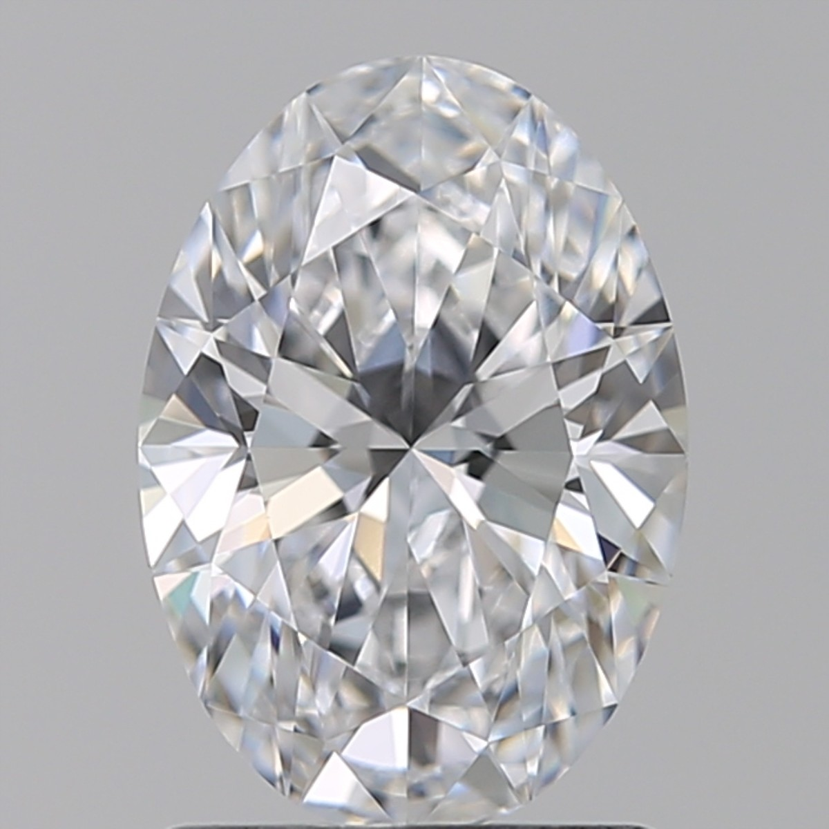 1.21 Carat Oval Diamond (D/VVS1)