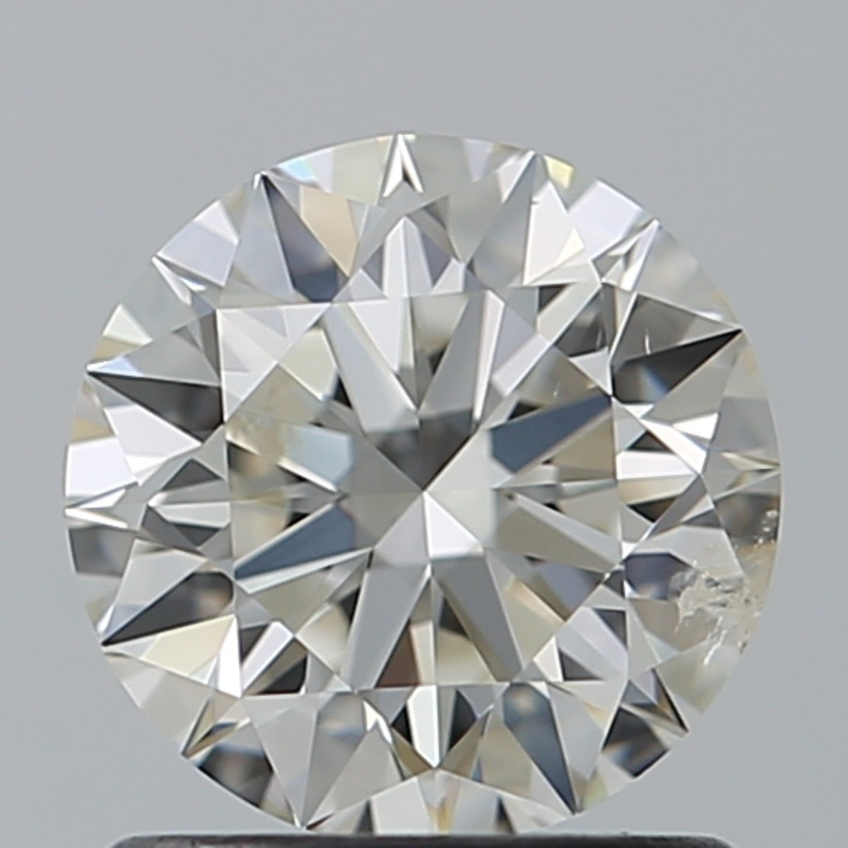 1.02 Carat Round Brilliant Diamond (J/SI2)