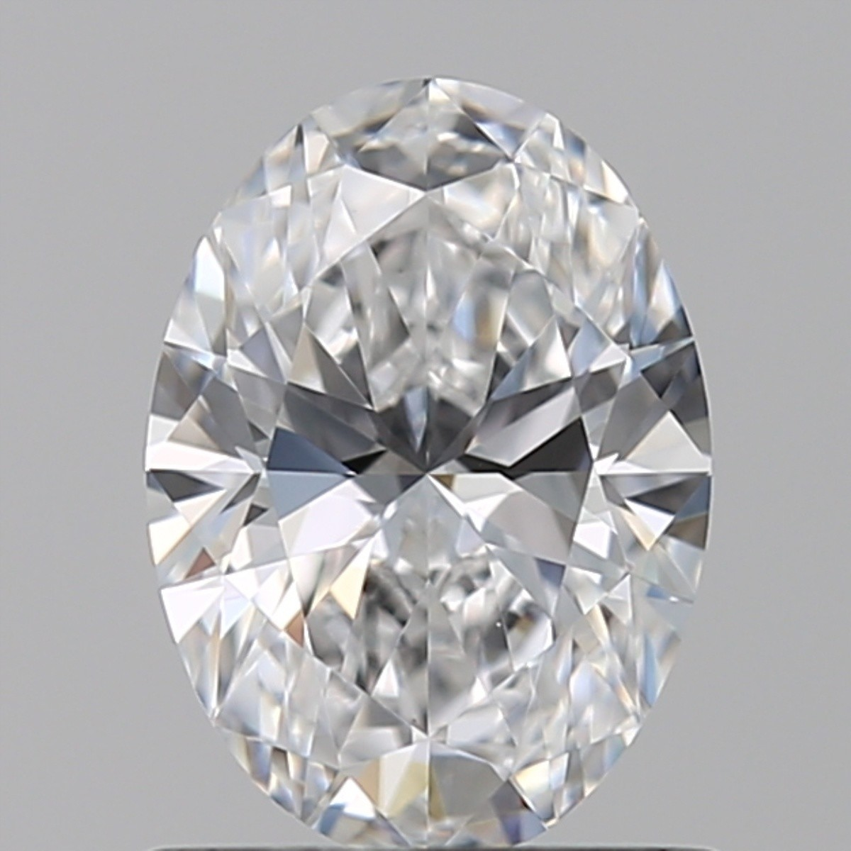 0.77 Carat Oval Diamond (D/VS1)