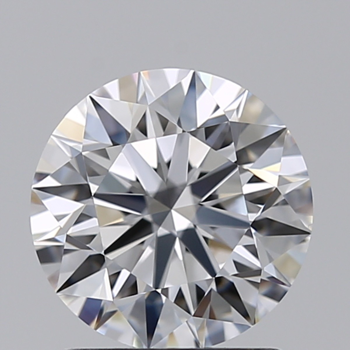 1.35 Carat Round Brilliant Diamond (D/FL)
