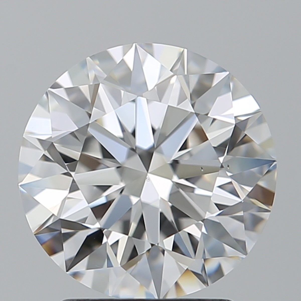 2.20 Carat Round Brilliant Diamond (D/VS2)