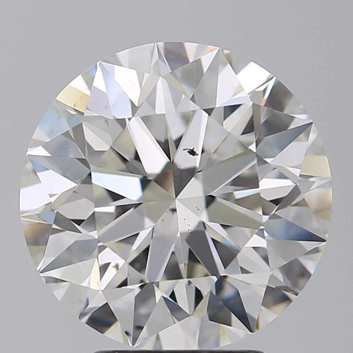4.01 Carat Round Brilliant Diamond (G/SI1)