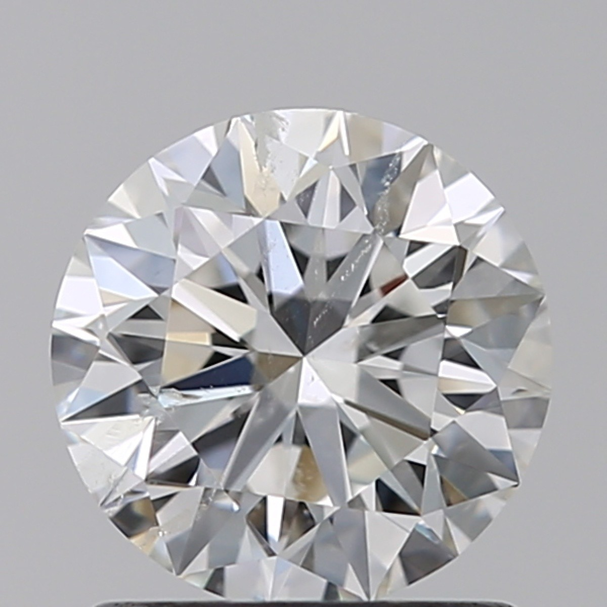 1.02 Carat Round Brilliant Diamond (F/SI2)