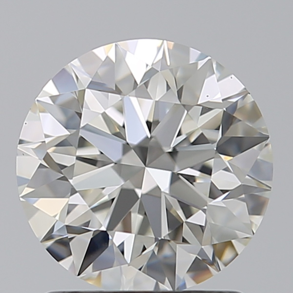 1.41 Carat Round Brilliant Diamond (H/VS1)