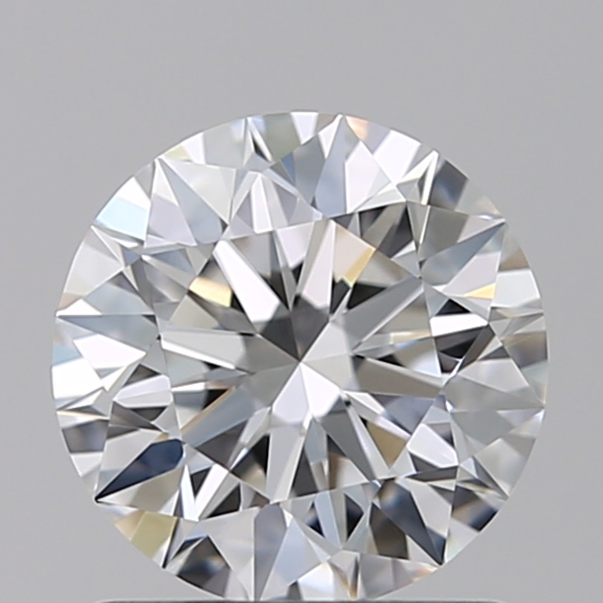 1.00 Carat Round Brilliant Diamond (D/VVS1)