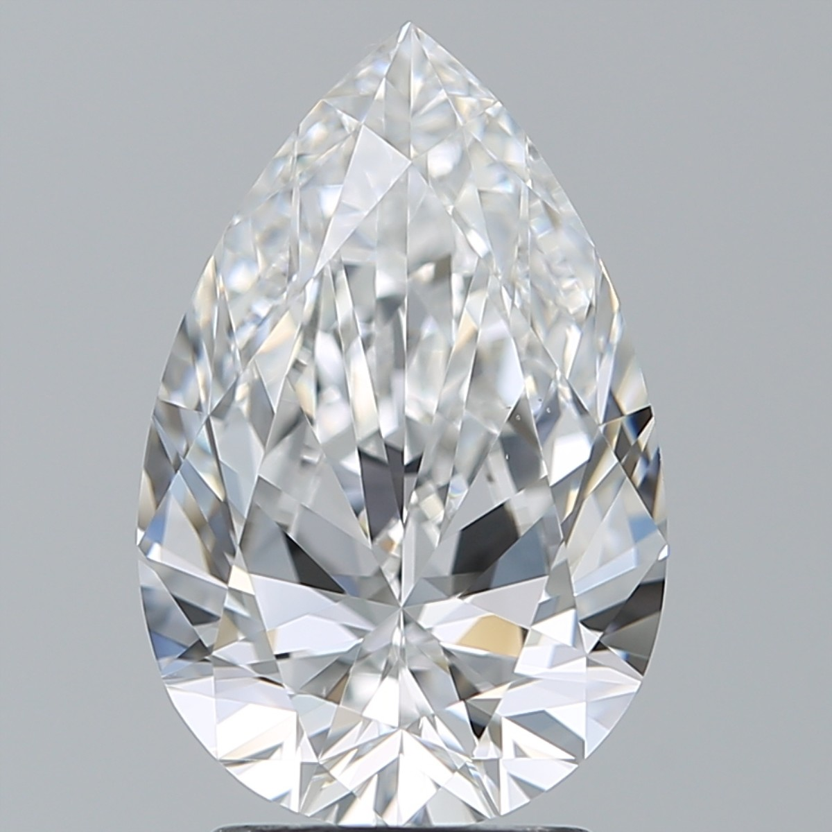 2.50 Carat Pear Diamond (D/VS1)