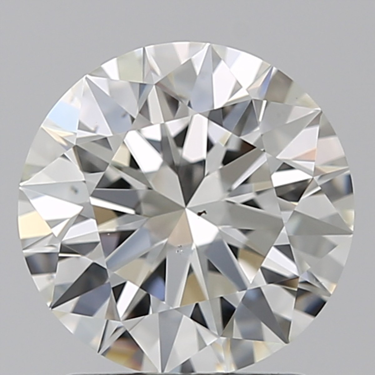 1.51 Carat Round Brilliant Diamond (H/VS2)