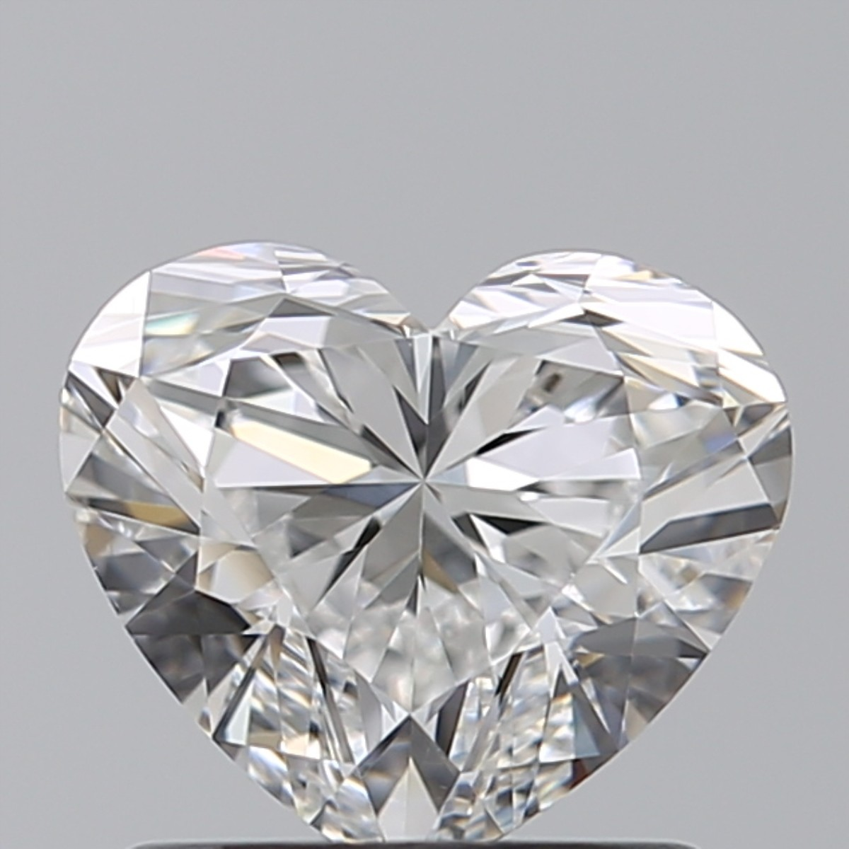1.02 Carat Heart Diamond (E/VS1)