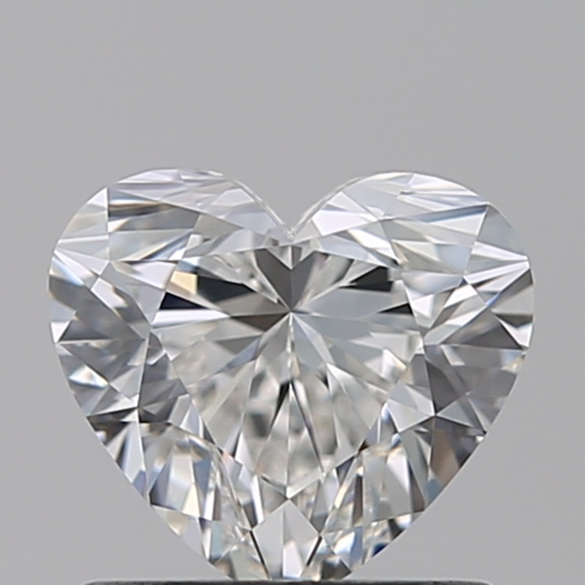 0.80 Carat Heart Diamond (G/IF)