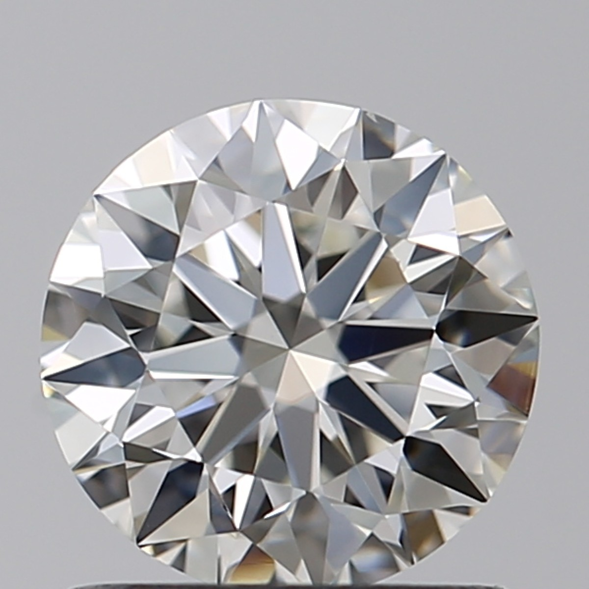 1.00 Carat Round Brilliant Diamond (I/VS2)
