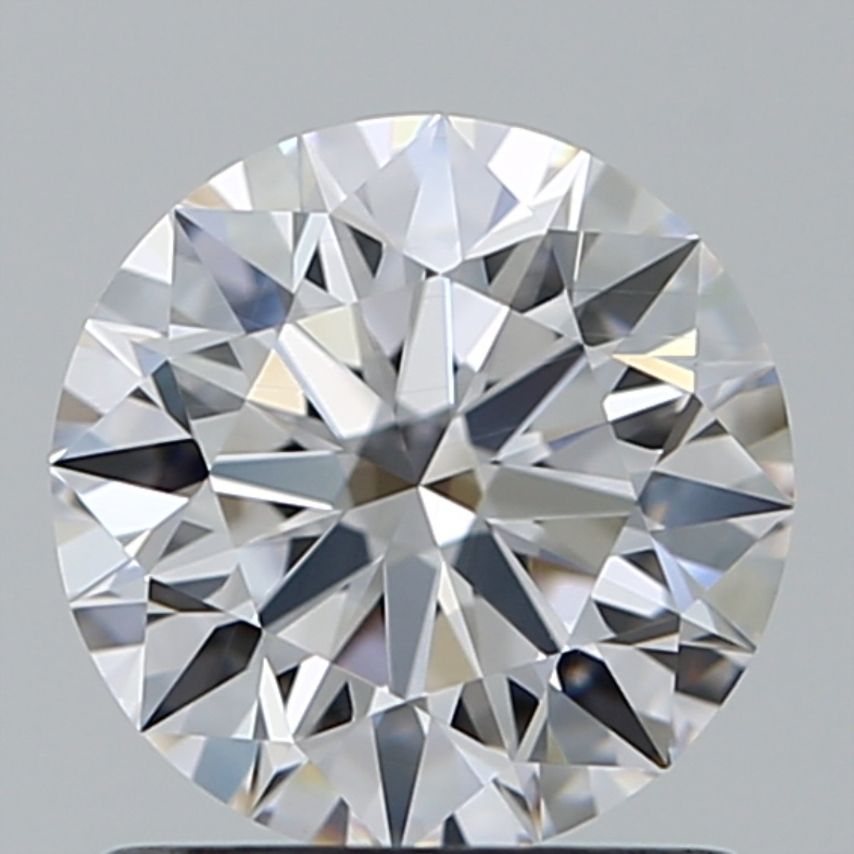 1.03 Carat Round Brilliant Diamond (D/VVS1)