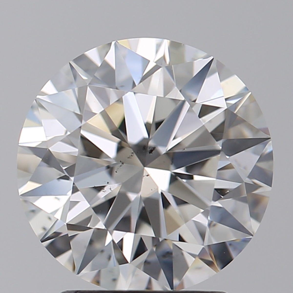 2.50 Carat Round Brilliant Diamond (F/SI1)
