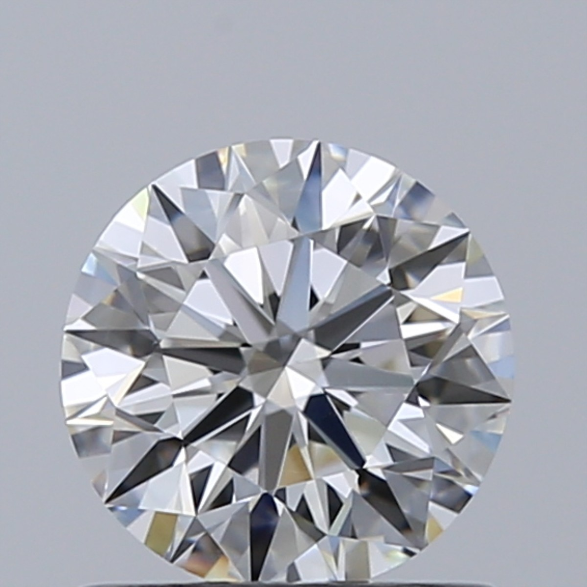 0.75 Carat Round Brilliant Diamond (F/VS1)