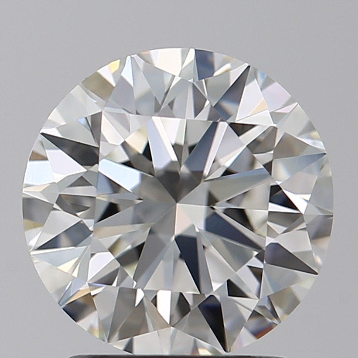 2.00 Carat Round Brilliant Diamond (I/IF)