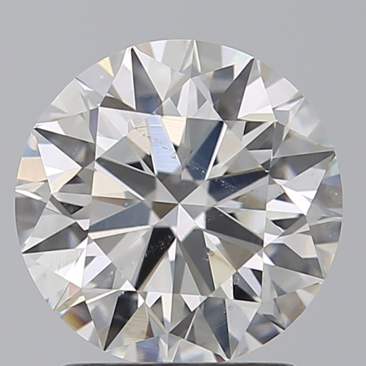 1.80 Carat Round Brilliant Diamond (G/SI1)
