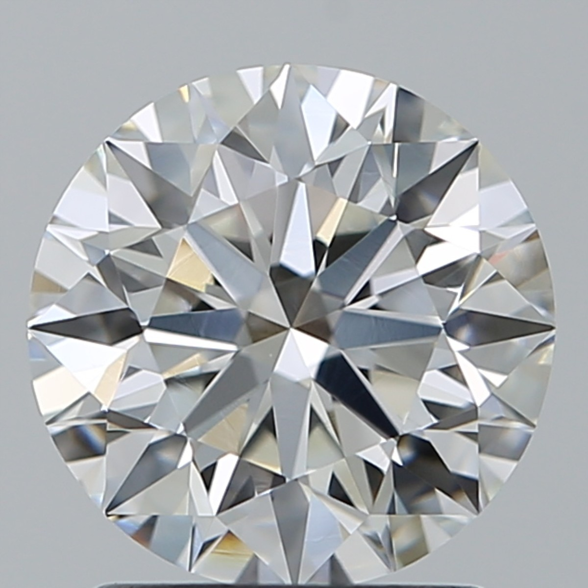 1.60 Carat Round Brilliant Diamond (F/VS1)