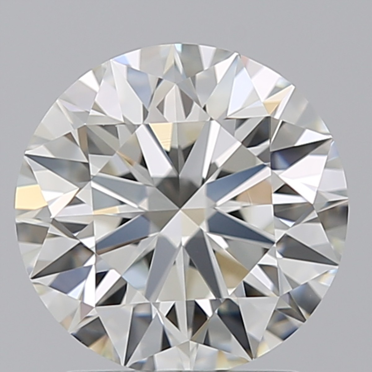 1.55 Carat Round Brilliant Diamond (I/VVS2)