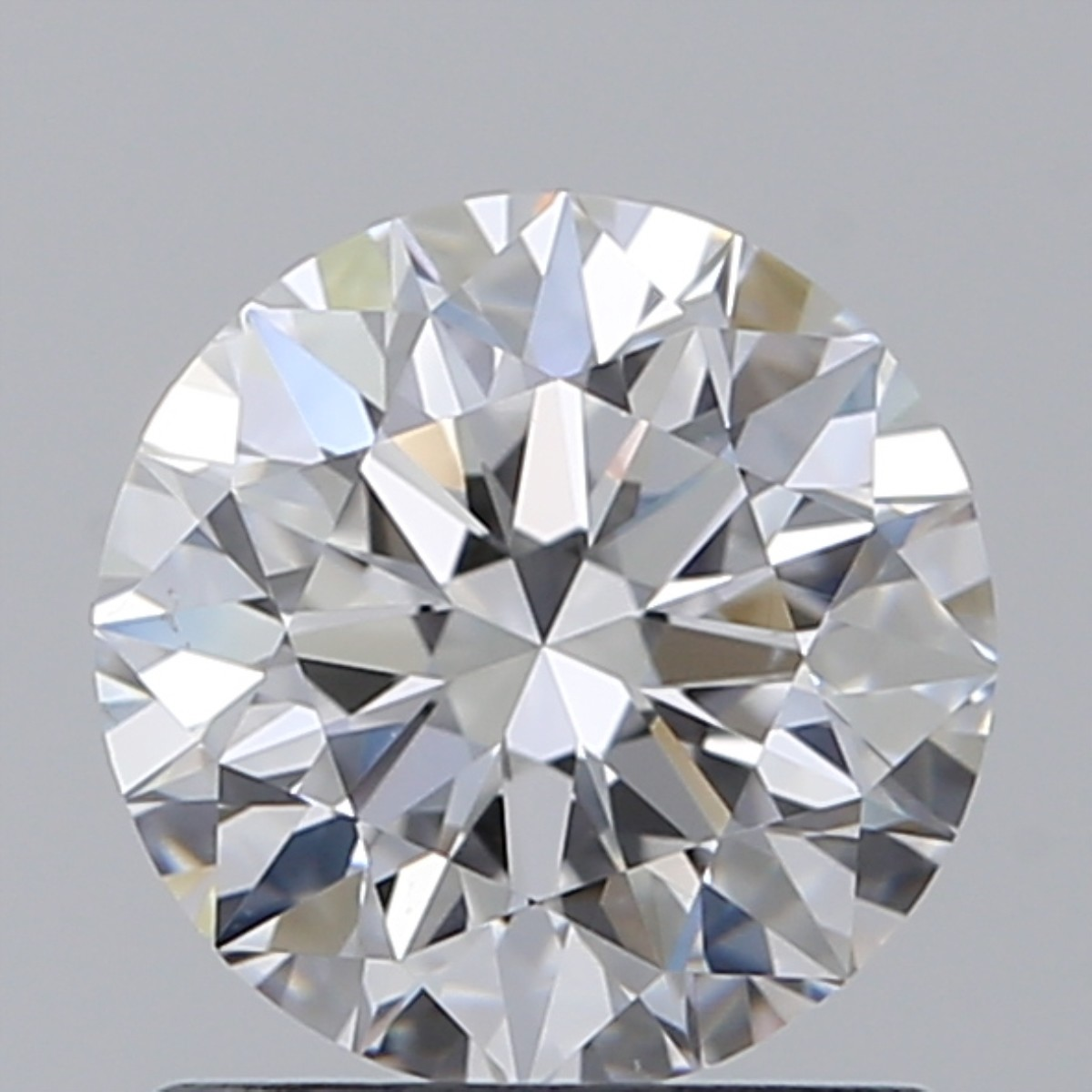 1.01 Carat Round Brilliant Diamond (D/VS2)