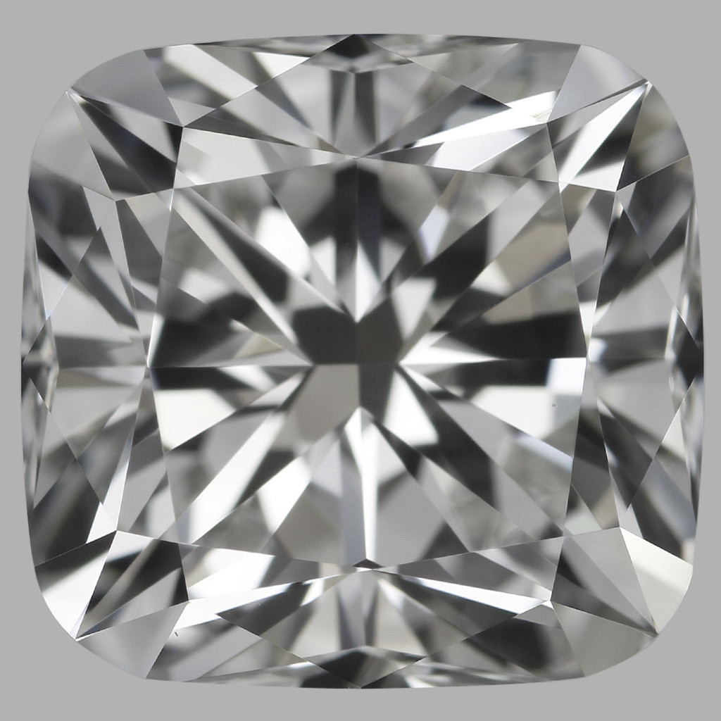 2.02 Carat Cushion Diamond (G/VVS2)