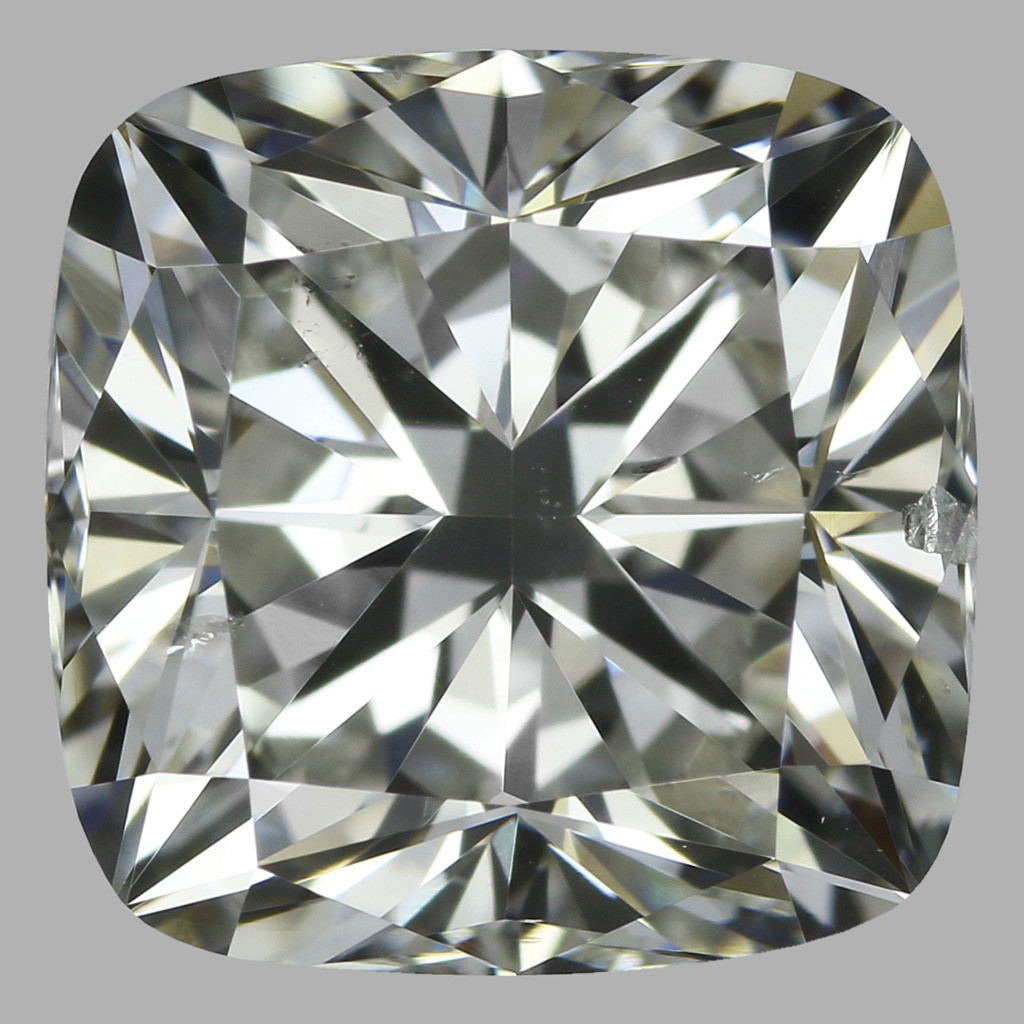 1.50 Carat Cushion Diamond (I/SI1)