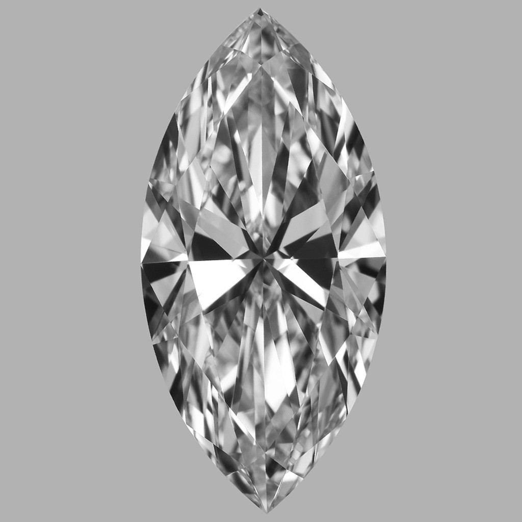 2.01 Carat Marquise Diamond (D/IF)