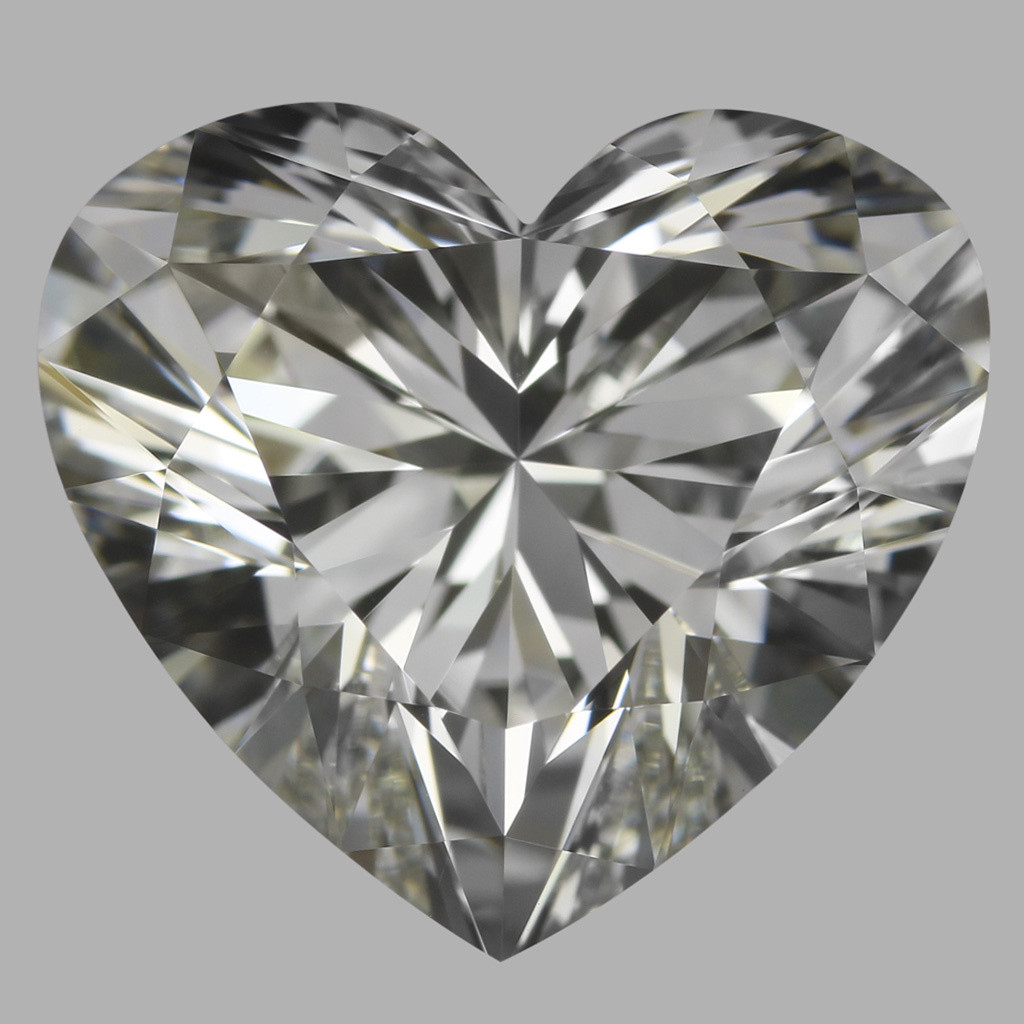 3.20 Carat Heart Diamond (J/VVS2)