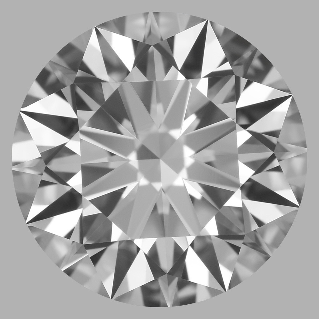 2.13 Carat Round Brilliant Diamond (E/IF)
