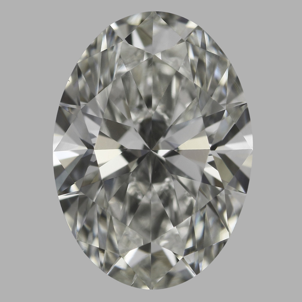 1.05 Carat Oval Diamond (I/SI1)