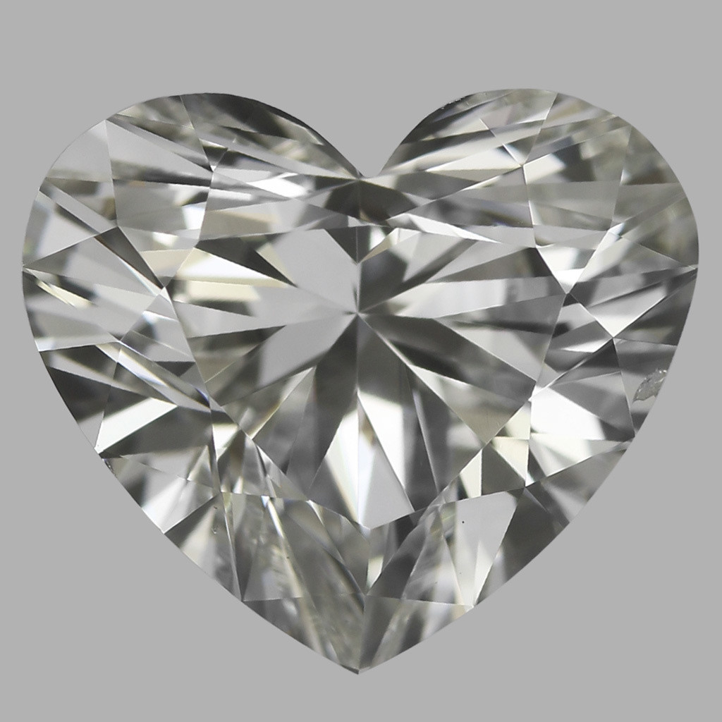 1.01 Carat Heart Diamond (J/SI1)