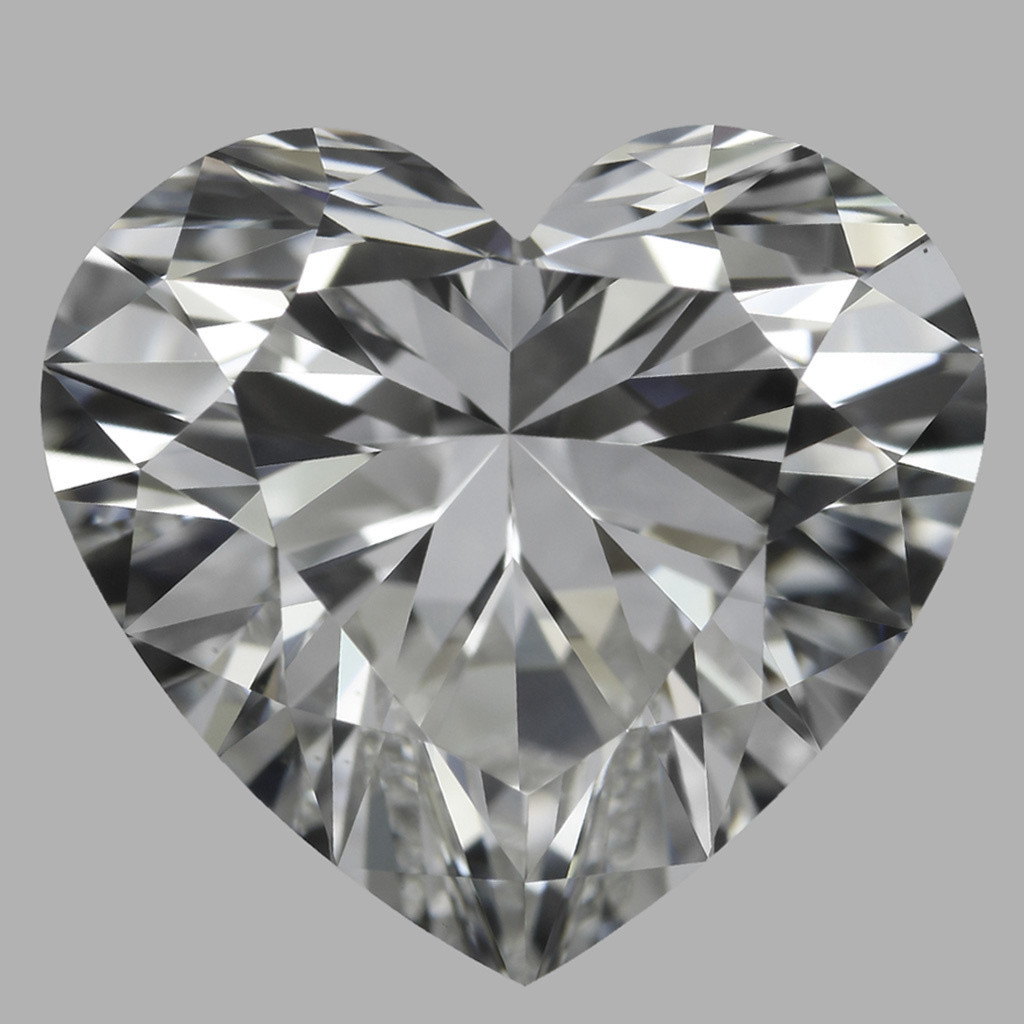 3.52 Carat Heart Diamond (H/VS1)