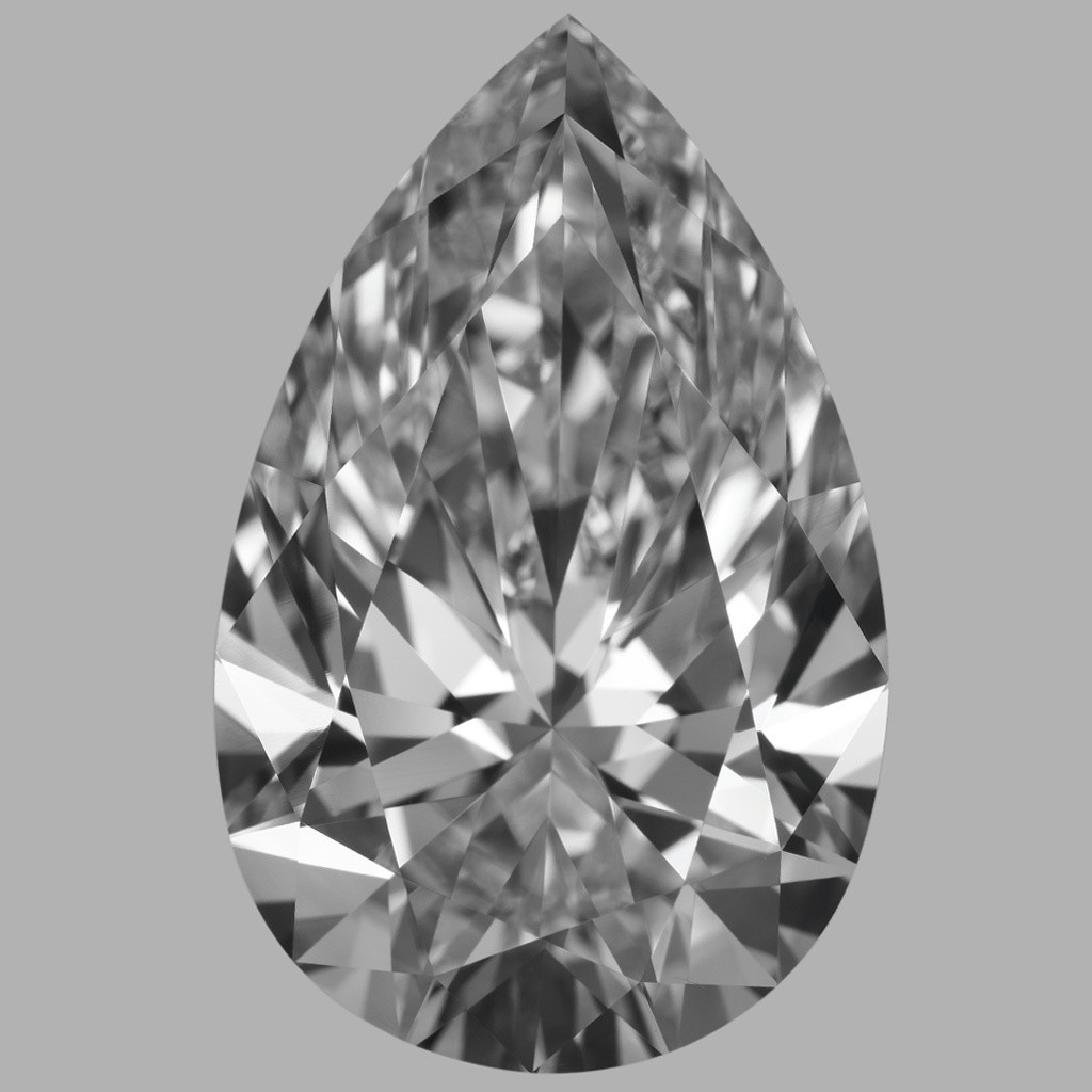 11.10 Carat Pear Diamond (F/IF)
