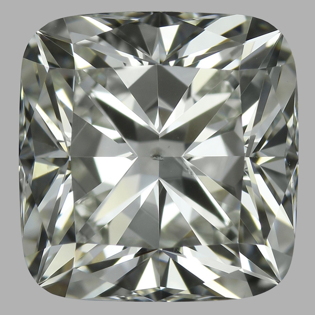 1.26 Carat Cushion Diamond (H/SI2)