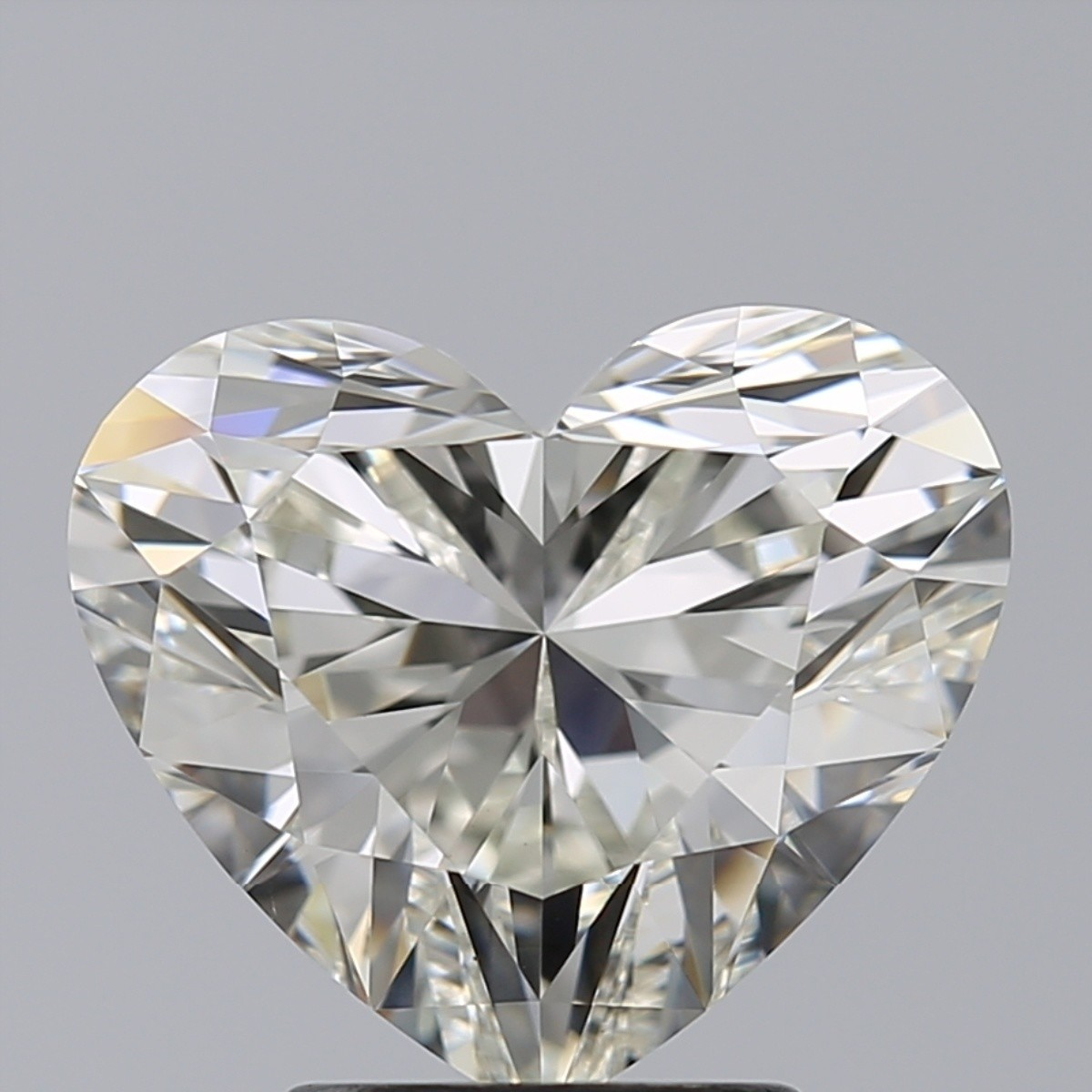 3.06 Carat Heart Diamond (J/VS1)