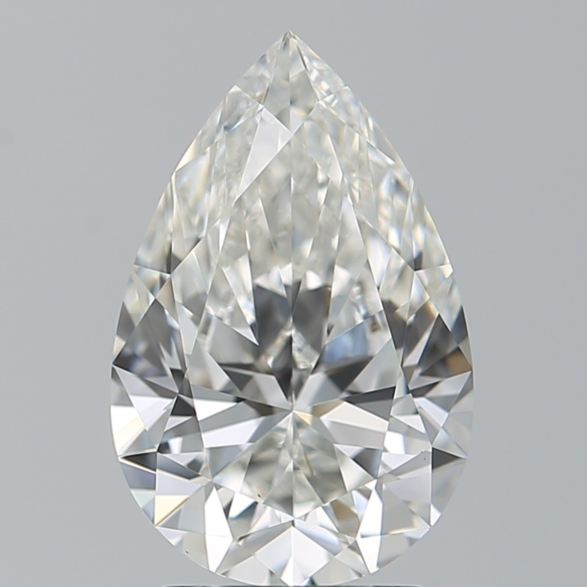 2.32 Carat Pear Diamond (H/VS1)