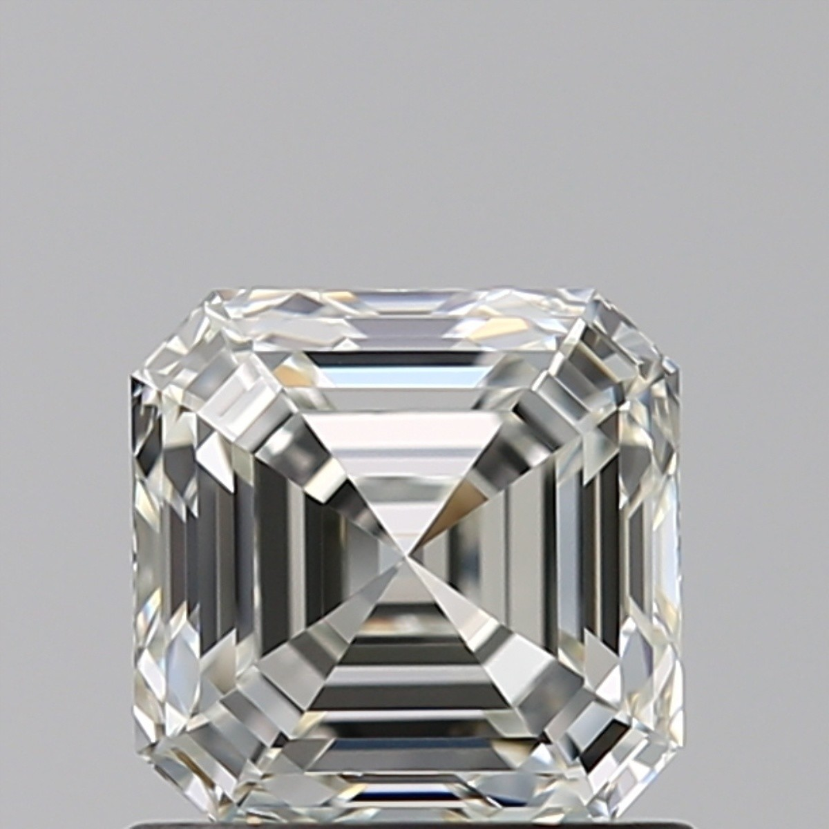 0.90 Carat Asscher Diamond (J/IF)