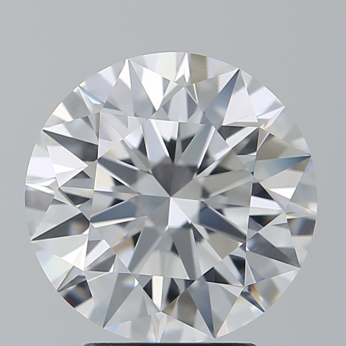 3.03 Carat Round Brilliant Diamond (D/VVS1)