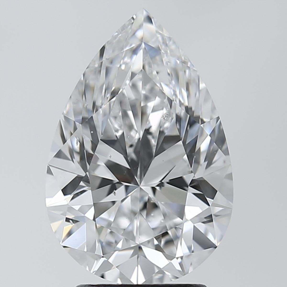 3.03 Carat Pear Diamond (D/SI1)