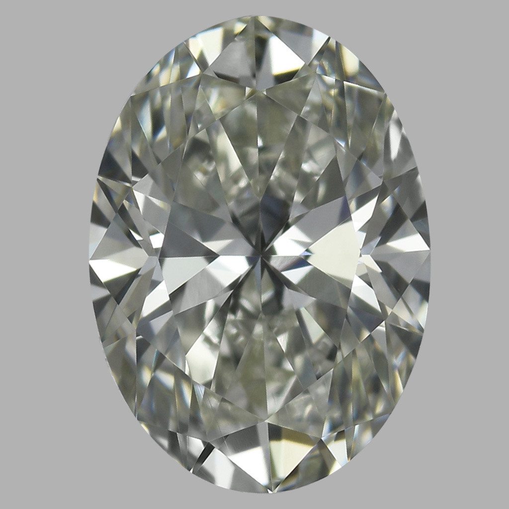 0.80 Carat Oval Diamond (I/VS2)