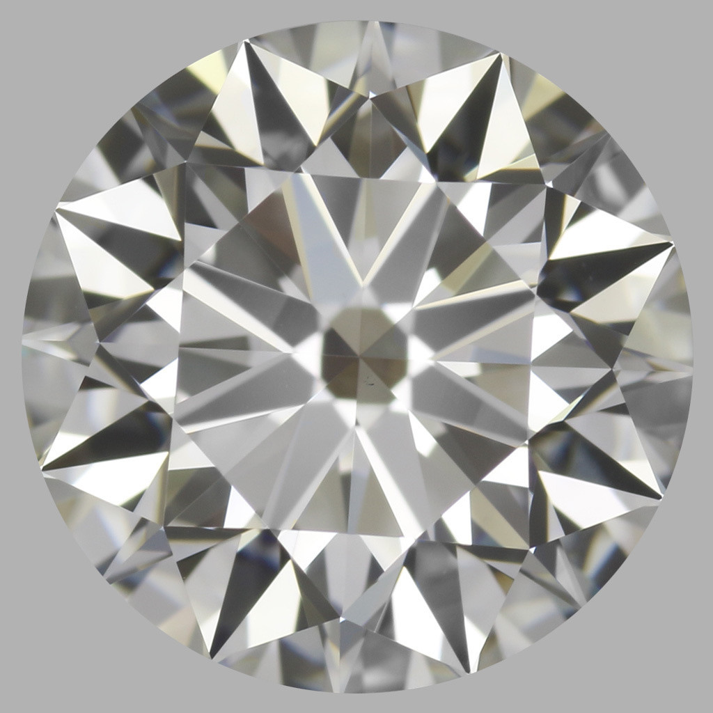 2.00 Carat Round Brilliant Diamond (I/VVS2)